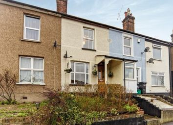 Thumbnail 2 bed terraced house for sale in Godstone Road, Kenley, Surrey