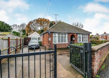 Thumbnail 3 bedroom detached bungalow for sale in North End, Wisbech