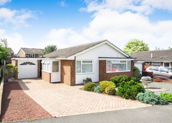 Thumbnail 3 bed detached bungalow for sale in The Ridgeway, Herstmonceux, Hailsham