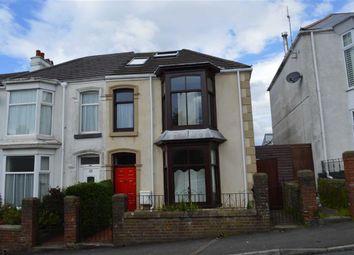 Thumbnail 4 bedroom semi-detached house for sale in Sketty Avenue, Swansea