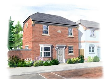 Thumbnail 2 bed detached house for sale in Isabel Lane, Kibworth Beauchamp, Leicester