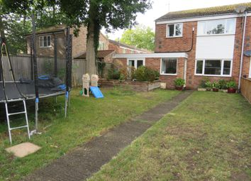Thumbnail 5 bed semi-detached house for sale in Woodlands Way, Mildenhall, Bury St. Edmunds