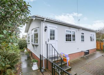 Thumbnail 2 bed mobile/park home for sale in Ball Lane, Coven Heath, Wolverhampton