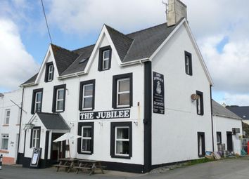 Thumbnail 5 bed property for sale in The Jubilee Hotel, St Davids Road, Letterston