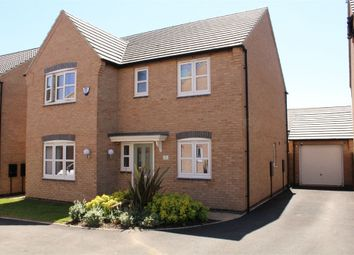 4 bed detached house for sale in Townend Close, Lutterworth LE17