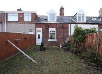 Thumbnail 3 bedroom terraced house for sale in Hill Street, Silksworth, Sunderland