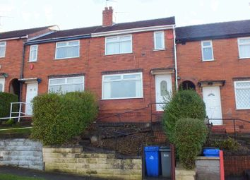Thumbnail 2 bed town house for sale in Camoys Road, Burslem, Stoke-On-Trent