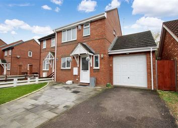 Thumbnail 3 bed semi-detached house for sale in Mallard Close, Covingham, Wiltshire