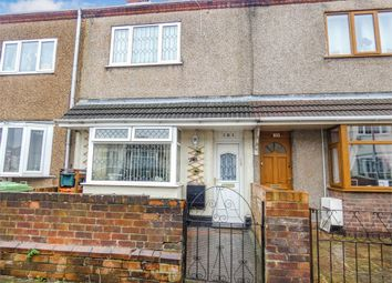 Thumbnail 3 bedroom terraced house for sale in Daubney Street, Cleethorpes, Lincolnshire