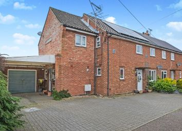 Thumbnail 4 bed semi-detached house for sale in Coronation Road, Holt