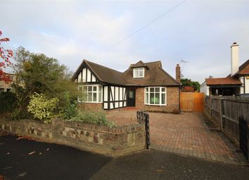 Thumbnail 3 bed bungalow for sale in Elmcroft Drive, Chessington
