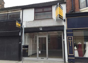 Thumbnail Retail premises for sale in Marsh Street South, Stoke-On-Trent, Staffordshire