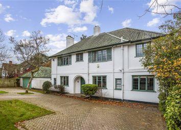 5 bed detached house for sale in Woodham Waye, Woking, Surrey GU21