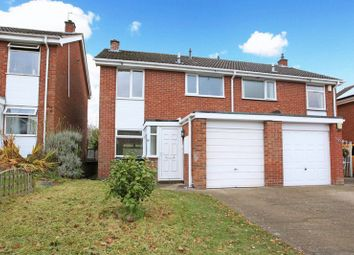 Thumbnail 3 bed semi-detached house to rent in Guest Road, Broseley