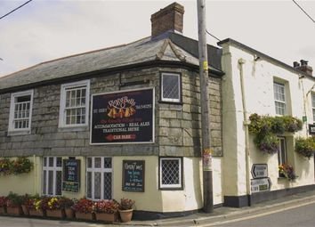 Thumbnail Pub/bar for sale in Ring O Bells, Churchtown, St Issey
