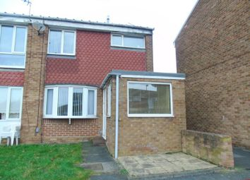 Thumbnail 3 bedroom terraced house for sale in Blackhill Avenue, Wallsend