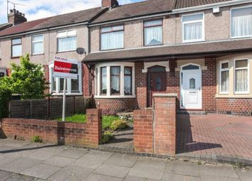 Thumbnail 3 bedroom terraced house for sale in Rollason Road, Coventry, West Midlands