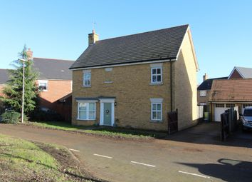 Thumbnail 4 bed detached house for sale in Hopcrofts Meadow, Redhouse Park, Milton Keynes, Buckinghamshire