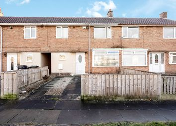 Thumbnail 3 bed terraced house for sale in Lingfield Green, Darlington, Durham
