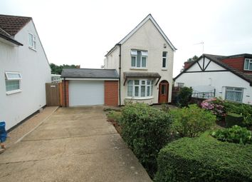 Thumbnail 3 bedroom detached house for sale in Bull Lane, Newington, Sittingbourne
