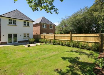Thumbnail 3 bed detached house for sale in Plot 7, The Nursery, Wainsford Road, Pennington, Lymington, Hampshire