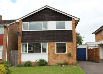 Thumbnail 4 bed detached house to rent in Woodfield Road, Earlsdon, Coventry