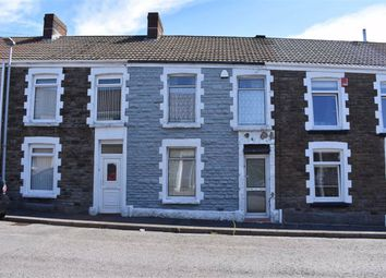 Thumbnail 3 bedroom terraced house for sale in Meadow Street, Townhill, Swansea