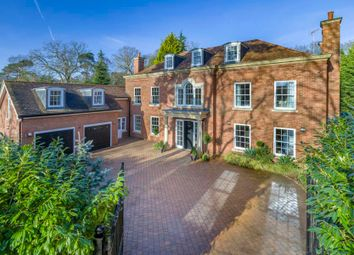 Thumbnail 7 bed detached house for sale in Gorse Hill Road, Wentworth, Virginia Water
