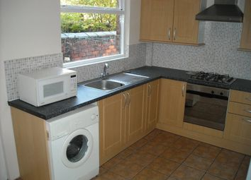 Thumbnail 3 bed terraced house to rent in Rippingham Road, Withington