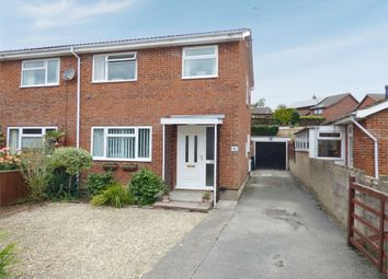 Thumbnail 3 bed semi-detached house for sale in Poolway Place, Coleford, Gloucestershire