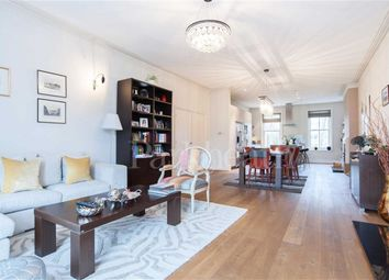 Thumbnail 4 bed flat for sale in Greencroft Gardens, South Hampstead, London