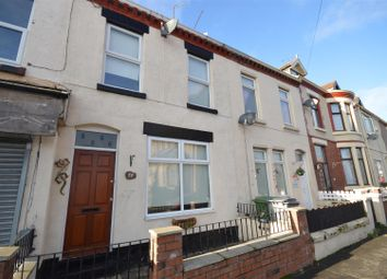 Thumbnail 3 bed terraced house for sale in Wheatland Lane, Wallasey