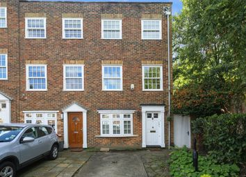 Thumbnail 4 bed semi-detached house to rent in Westmoreland Place, London