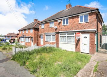 Thumbnail 3 bed semi-detached house for sale in Cadle Road, Wolverhampton