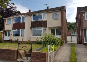 Thumbnail 3 bedroom semi-detached house to rent in Kings Weston Avenue, Bristol