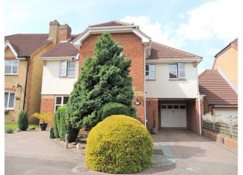 Thumbnail 6 bed detached house for sale in Laurie Gray Avenue, Chatham