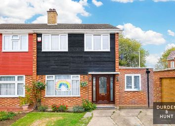 Wannock Gardens, Essex IG6. 3 bed semi-detached house