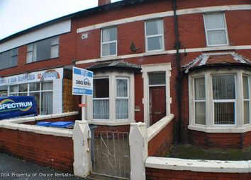 Thumbnail 2 bed flat to rent in Elizabeth St, Blackpool