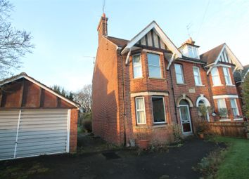 Thumbnail 4 bed semi-detached house for sale in Roe Green Centre, Bishops Rise, Hatfield