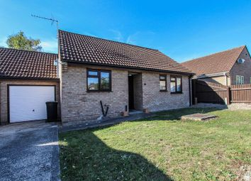 Thumbnail 2 bed bungalow to rent in Westhorpe, Burwell, Cambridge