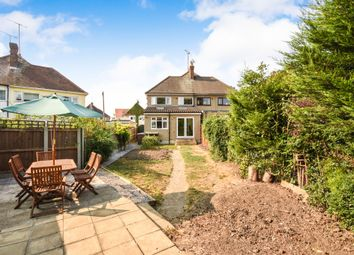 Thumbnail 3 bed semi-detached house for sale in Greenways, Broomfield, Chelmsford