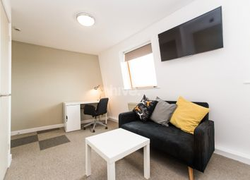 Thumbnail Studio to rent in Ellingham Apartments, Heaton, Newcastle Upon Tyne