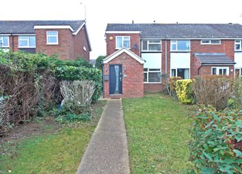 Thumbnail 3 bed semi-detached house for sale in Roman Way, Felixstowe IP11, Felixstowe,