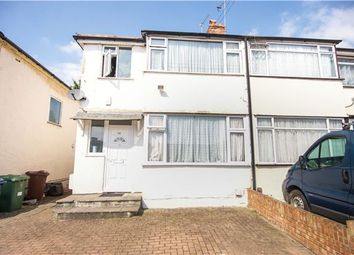 Thumbnail 1 bed maisonette for sale in Collier Drive, Edgware, Middlesex