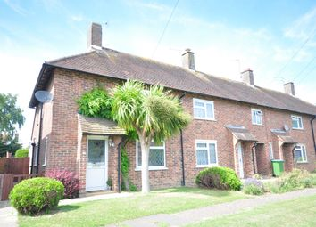 Thumbnail 2 bed end terrace house to rent in Meadow Way, North Bersted, Bognor Regis
