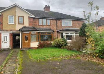 Thumbnail 2 bed property to rent in Henbury Road, Birmingham