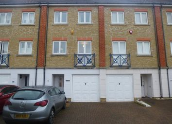 Thumbnail 4 bed town house for sale in The Piazza, Eastbourne