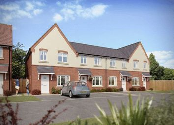 Thumbnail 3 bed terraced house for sale in Tulip Walk, Gnosall, Stafford
