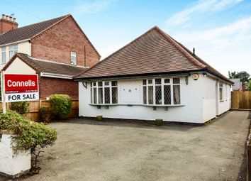 Thumbnail 4 bed detached bungalow for sale in Kingsfield Road, Barwell, Leicester