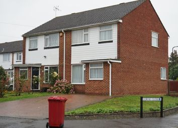 Thumbnail 3 bed end terrace house for sale in Burgett Road, Slough